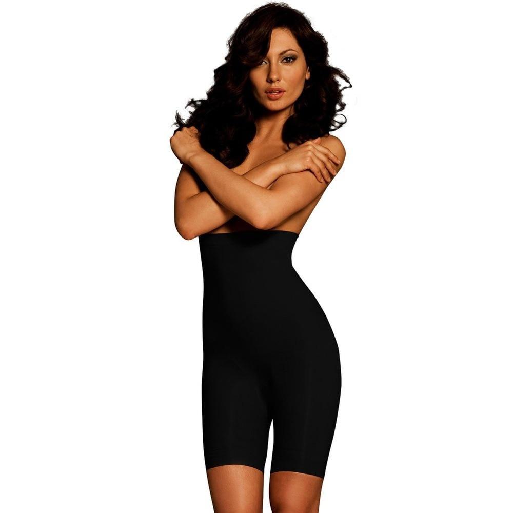 Victoria's Maquerade Women Seamless Shapewear Slimming Spodní prádlo Hi Cut Brief Control Kalhotky Bodyshaper pro ženy