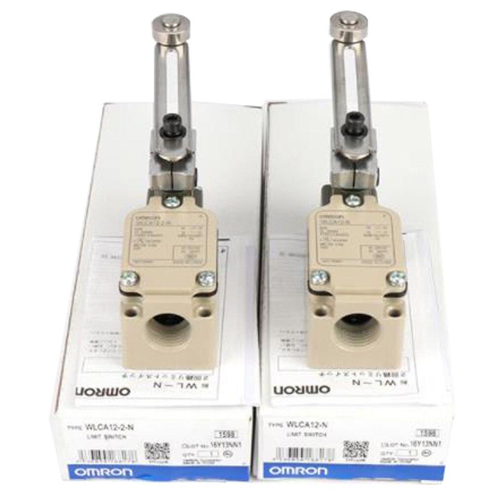 WLCA12 N двухконтурный концевой выключатель регулировочный ролик рычаг 90 градусов операции 2A 250VAC 50/60 HZ