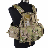 LBT 6094 military vest 800D Nylon 6094 vest Tactical Army Navy Seals Molle Hunting Paintball CS Wargame Protective Molle vest
