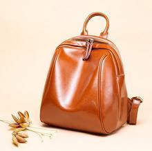 062217 модная новинка популярные женские рюкзак двойной плечо сумка
