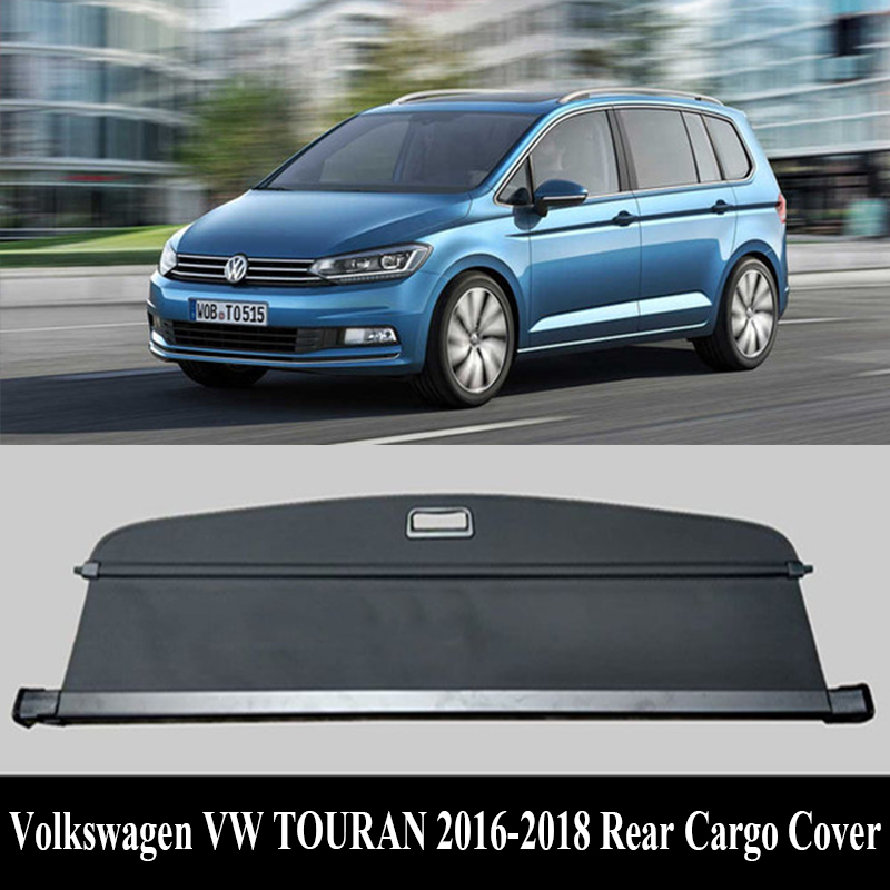 for volkswagen vw touran rear cargo cover privacy trunk screen security shield. Black Bedroom Furniture Sets. Home Design Ideas