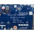 Para asus k53u x53u pbl60 la-7322p e450 e1800 o 2400 cpu placa madre del ordenador portátil