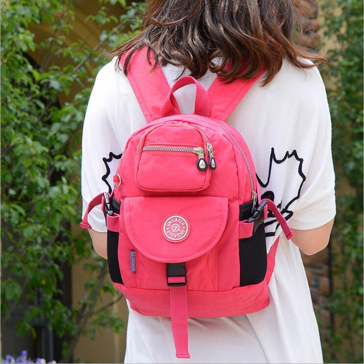 Shoulder-Bag Style. Birthday Japanese Girls'schoolbags. Fashion Nylon Models. Leisure.