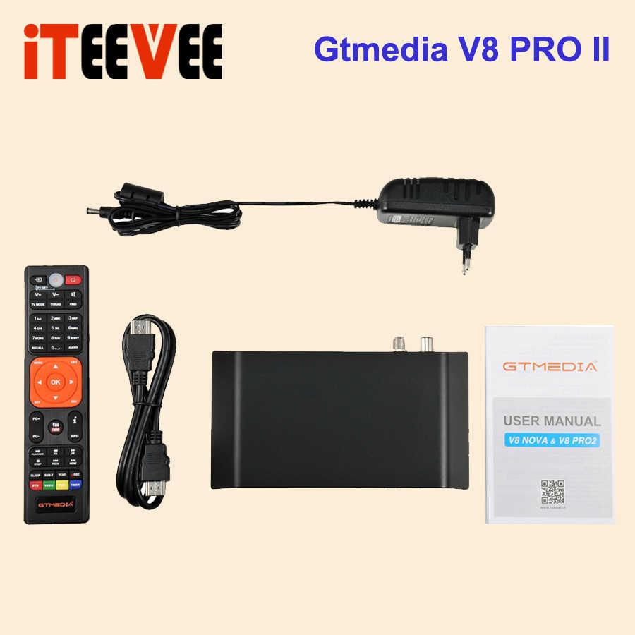 Freesat Gtmedia V8 PRO2 Combo Satellite Receiver Support DVB