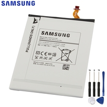 Original Replacement Battery For SAMSUNG T115 T116 SM-T110 SM-T111 Genuine Tablet EB-BT111ABE EB-BT115ABC 3600mAh