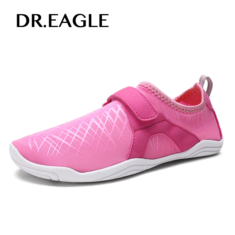 Dr Eagle Sneaker Shoes For Swimming Pool Women Breathable Comfortable Sport Barefoot Beach Swim Aqua Water