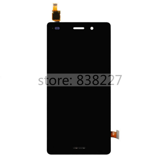 Original display sensor For Huawei P8 Lite ALE-L21 LCD display Digitizer Touch glass screen touchscreen with tracking code