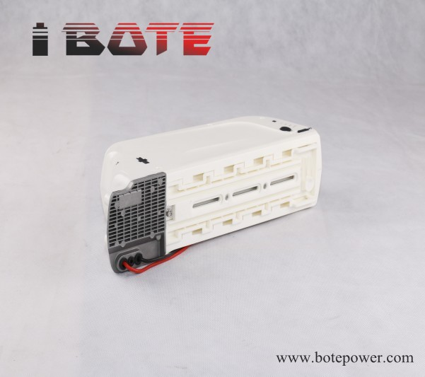 e bike battery 36V 16ah lithium ion battery 36V 18650 battery with 20A current for 600W motor