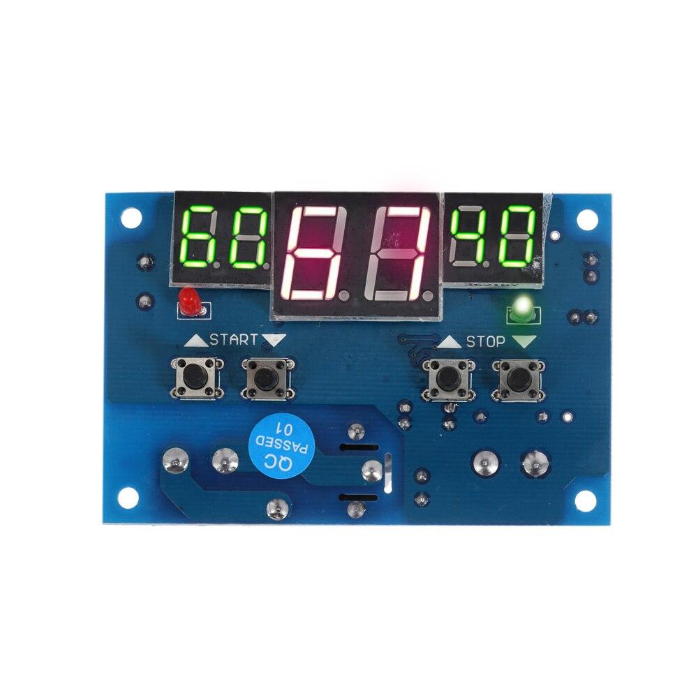 12V Digital Thermometer Thermostat Temperature Controller Heating Cooling Control stazione meteo termometro digitale thermometre