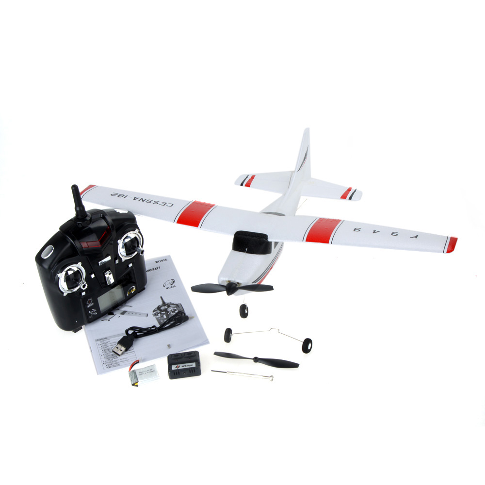 RC Airplanes F949 2.4G 3Ch Fixed Wing Plane Outdoor Remote Control Toy Electirc Aerial Aircraft RC Model Flight Christmas Gift yizhan i8h 4axis professiona rc drone wifi fpv hd camera video remote control toys quadcopter helicopter aircraft plane toy