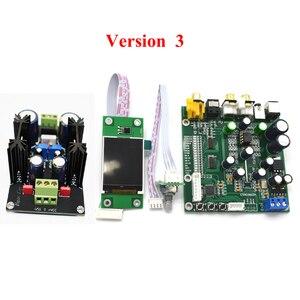 Image 5 - ES9038 OLED Q2M DAC DSD תמיכת מפענח IIS DSD קואקסיאלי סיבי קלט 384 KHz DOP D5 001