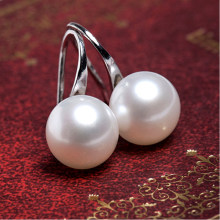 Fashion Pearls Stud Earrings for Women Gifts Silver Gold Earring Bride Hanging Danging Female Cheap Jewellery Ali express(China)