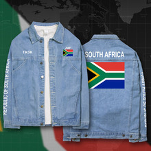 South Africa RSA African ZA denim jackets men coat men's suits jeans jacket thin jaquetas 2017 sunscreen autumn spring nation