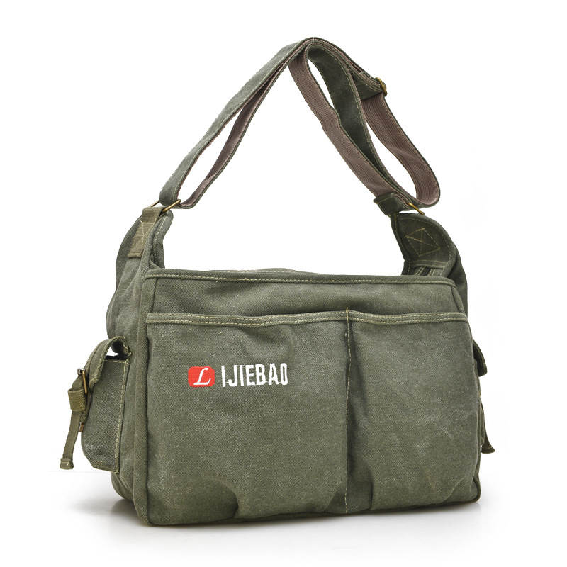 Andorra Vintage Sun Waterproof Leather Folded Messenger Nylon Bag Travel Tote Hopping Folding School Handbags