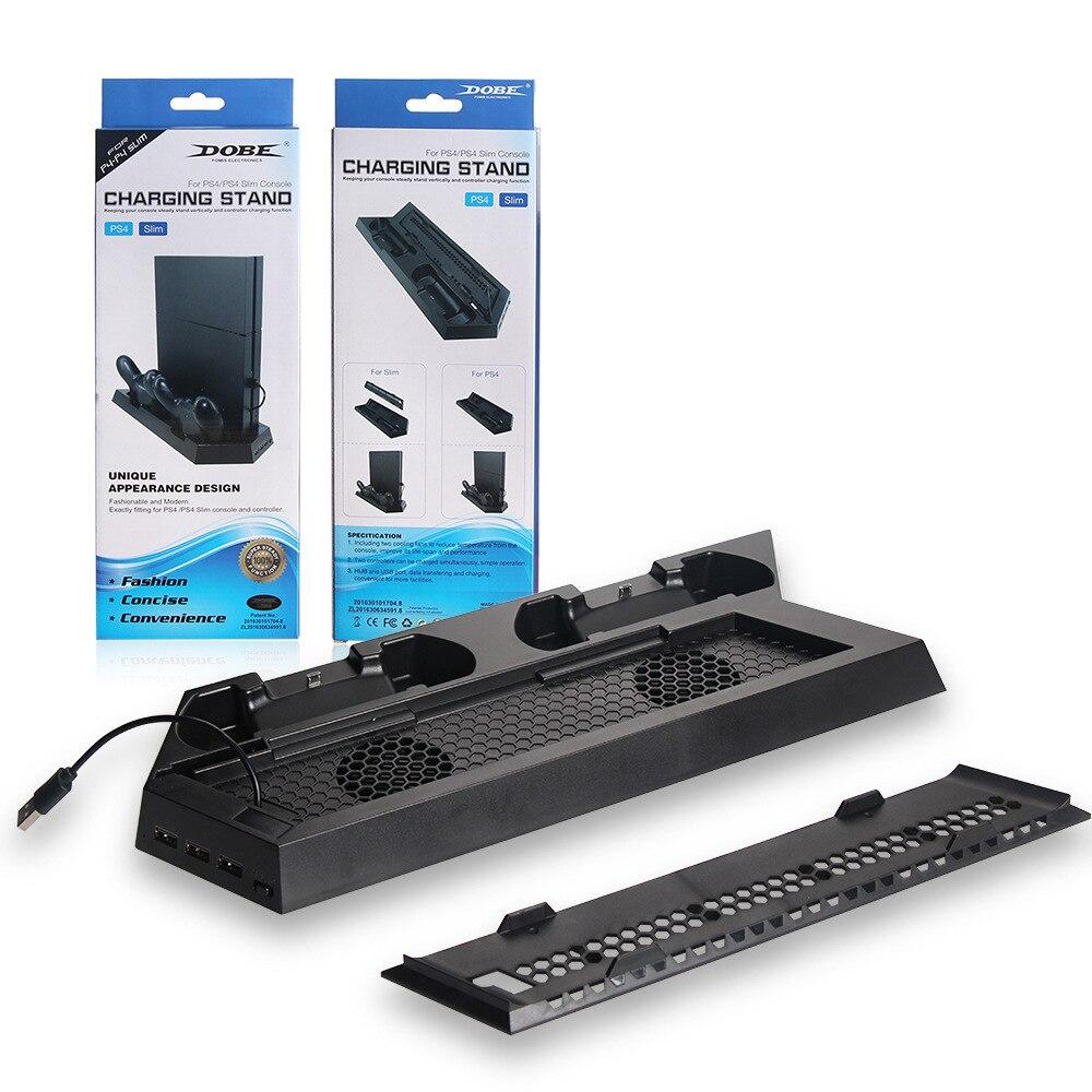 2-em-1-ps4-ps4-suporte-vertical-fino-carregador-controlador-duplo-estacao-de-carregamento-com-ventilador-de-refrigeracao-para-sony-font-b-playstation-b-font-4-e-4-fino