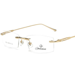 bbe6b8a00f4 KOTTDO round titanium glasses frames for men women Lens