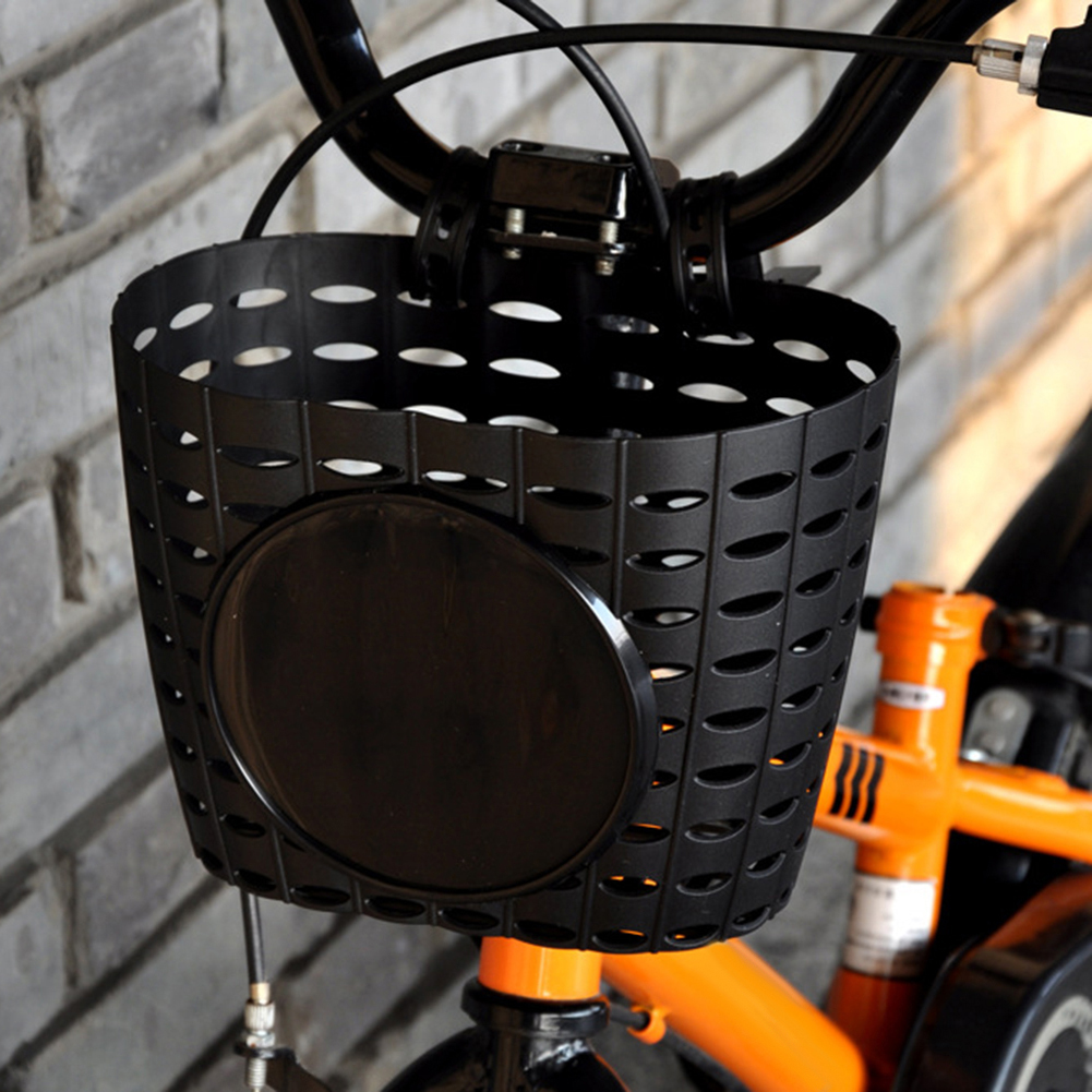 Children Bicycle Basket Tricycle Scooter Handlebar Storage Supplies