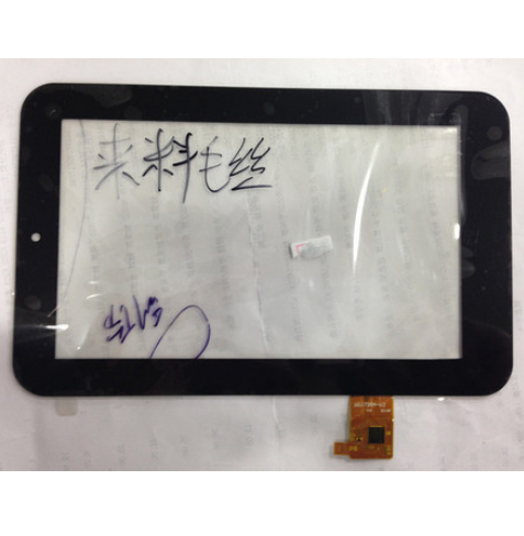 New For 7 inch Tablet WGJ7394-V2 Capacitive touch screen Touch panel Digitizer Glass Sensor Replacement Free Shipping