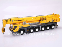 1/50 scale XCMG QAY200 Mobile Heavy all terrain Crane Metal Die Cast Construction vehicles toy