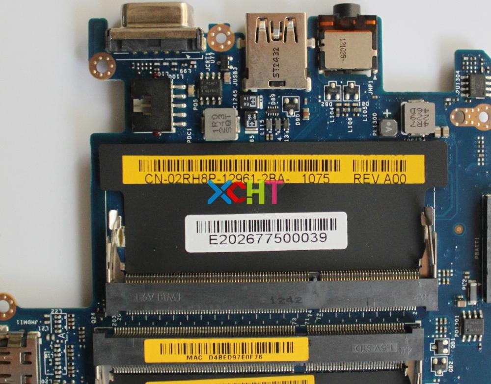 Image 3 - for Dell Latitude 6430U 2RH8P 02RH8P CN 02RH8P I3 3217U QCZ00 LA 8831P Laptop Motherboard Mainboard Tested & Working Perfect-in Laptop Motherboard from Computer & Office