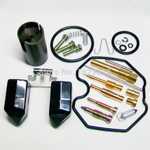 (Free shipping & most complete configuration) 24MM plunger Keihin PZ30 carburetor repair kit CG200~250CC motorcycle repair kit