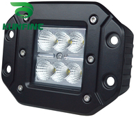 2014 New Arrival Waterproof 10 30V DC 18W Auto High Power LED Work Light 3 0inch
