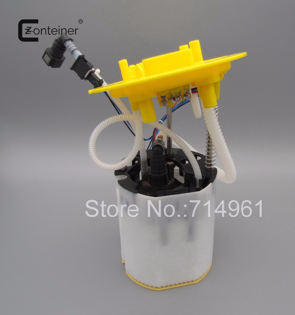 4F0919087F  fuel pump assembly for A6,A6,Quattro, S6 2.0 4.2 2005 2010-in Fuel Pumps from Automobiles & Motorcycles    1