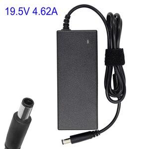 Зарядное устройство для ноутбука Dell Inspiron N5030, N7010, N5010D, 1440, PP25L, PP41L, PP42L, E1501, 1720, 1470, 1464, 19,5 в, 4.62A, 90 Вт