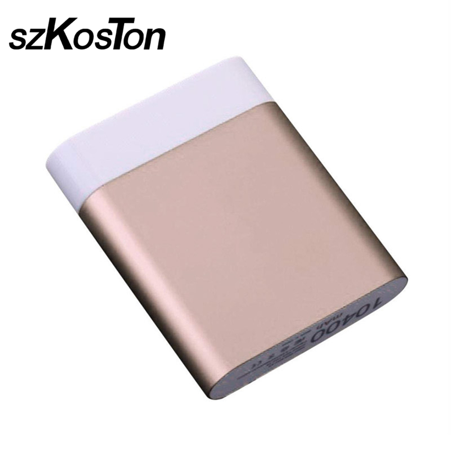 DIY <font><b>4</b></font>*<font><b>18650</b></font> Power Bank Case Box Portable <font><b>18650</b></font> Battery Charger Box USB Power Bank Case Kit <font><b>18650</b></font> Battery <font><b>PowerBank</b></font> (no battery) image