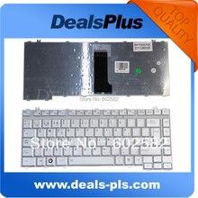 NEUE Laptop Tastatur Für Toshiba Sat A300 M300 L300 Spanisch Tastatur SILBER