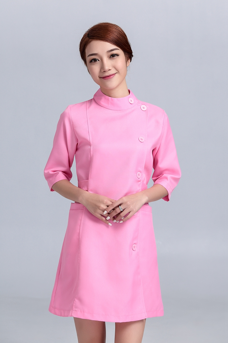 Online buy wholesale spa uniforms from china spa uniforms for Spa uniform online