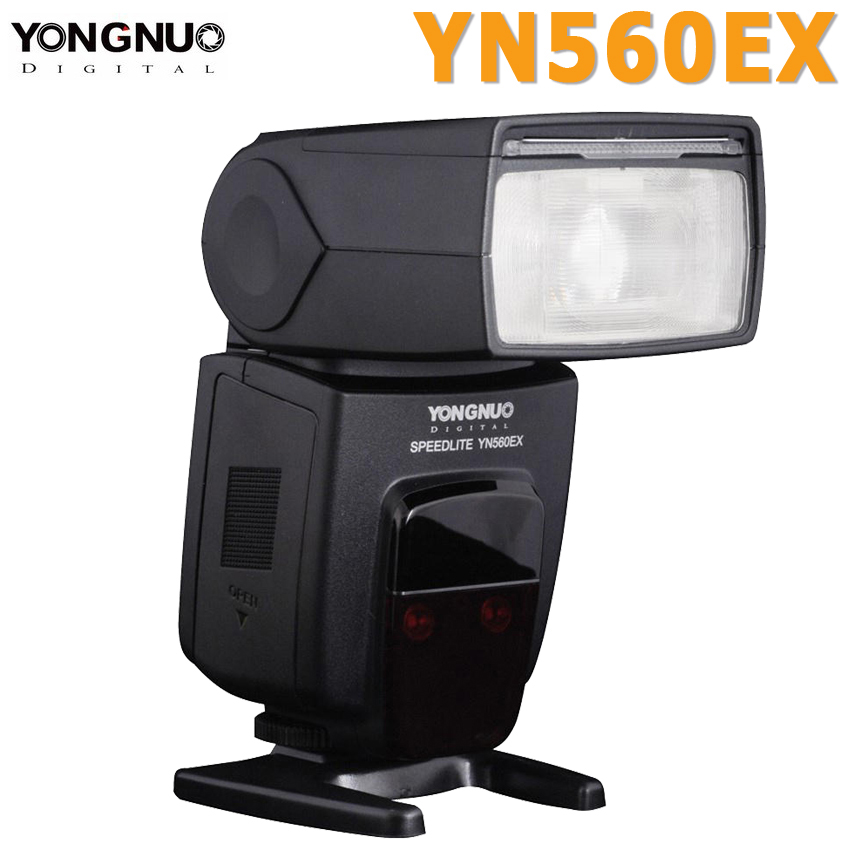 Yongnuo Flash Speedlite Speedlight YN560EX YN560 EX TTL slave Flash Light for Canon Nikon Camera DSLR ex 156 sbr suppressor flash hider for m4 black