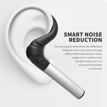 2016 New Arrival Bluetooth Earphone Car Calls Wireless Bluetooth Headset Earbud Noise Cancelling Suit for iPhone Samsung Xiaomi