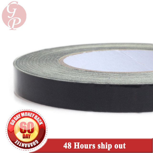 (10mm*30 Meters) High Temperature Resist, Black Adhesive Insulate Acetate Cloth Tape for Laptop Phone LCD Cable Wrap Insulation