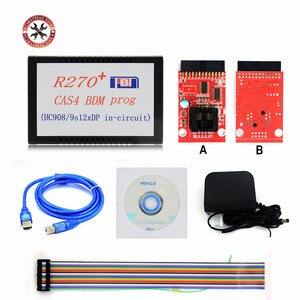 Image 1 - Gốc R270 + V1.20 Auto CAS4 BDM Programmer R270 CAS4 BDM Programmer Professional cho bmw chính prog miễn phí vận chuyển