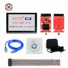 + V1.20 מקורי R270 האוטומטי CAS4 BDM מתכנת R270 CAS4 BDM מתכנת מקצועי עבור bmw מפתח פרוג משלוח חינם