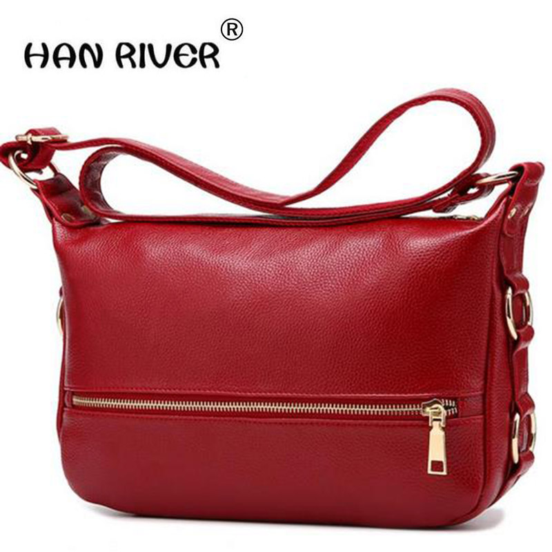 100% Genuine leather Women handbag 2016 New handbag Fashion Handbag Shoulder Bag Crossbody handbag Women's messenger bags 100% genuine leather women bags luxury serpentine real leather women handbag new fashion messenger shoulder bag female totes 3