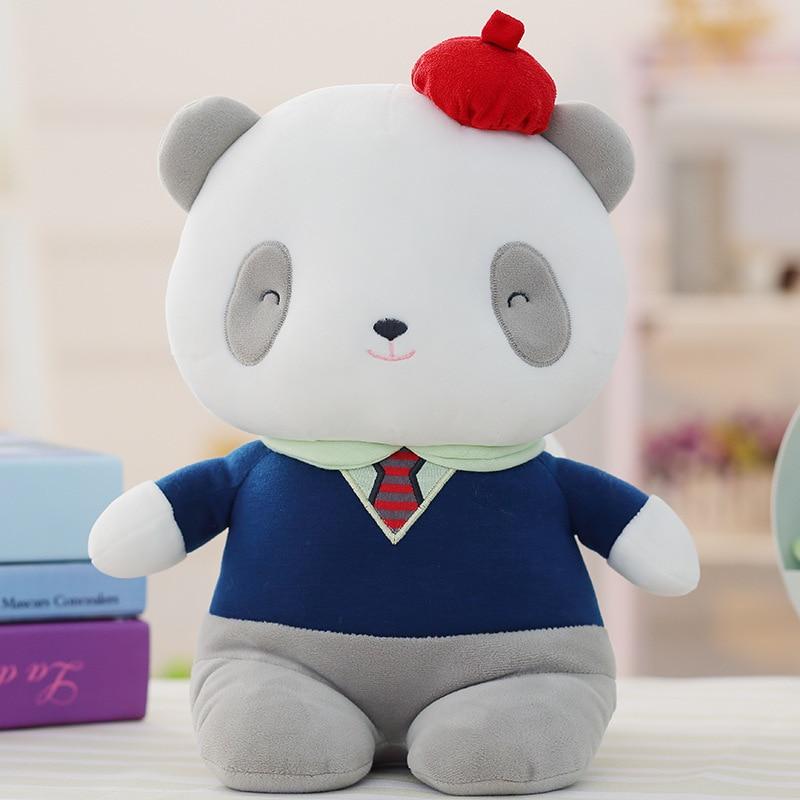 Permalink to Stuffed animals plush toy Cute Panda doll birthday gift girlfriend gift children's birthday gift plush bear 23cm/32cm high