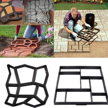 Gardening Stone Paving Mould | DIY Pavement Concrete Mold