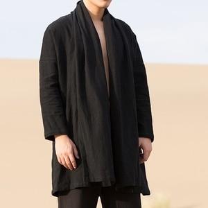 Image 4 - Traditionelle chinesische kleidung für männer männlichen orientalischen winter jacke für männer wushu kung fu outfit kleidung jacken männer 2019 TA1139