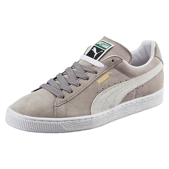 nouveau style 5ad85 6b668 US $55.51 17% OFF|2018 Original New Arrival PUMA Suede Classic Women's  Sports Fabrics Sneakers Mid Runner Badminton Shoes Size 36 39-in Badminton  ...