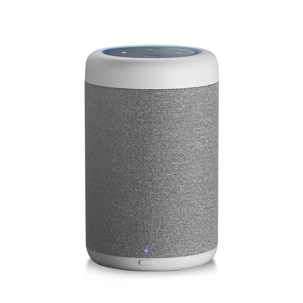 GGMM D6 Tragbare Lautsprecher für Amazon Echo Dot 2nd Gen 20 watt Leistungsstarke Mit 5200 mah Batterie für Alexa Lautsprecher (Dot Verkauft Separat)