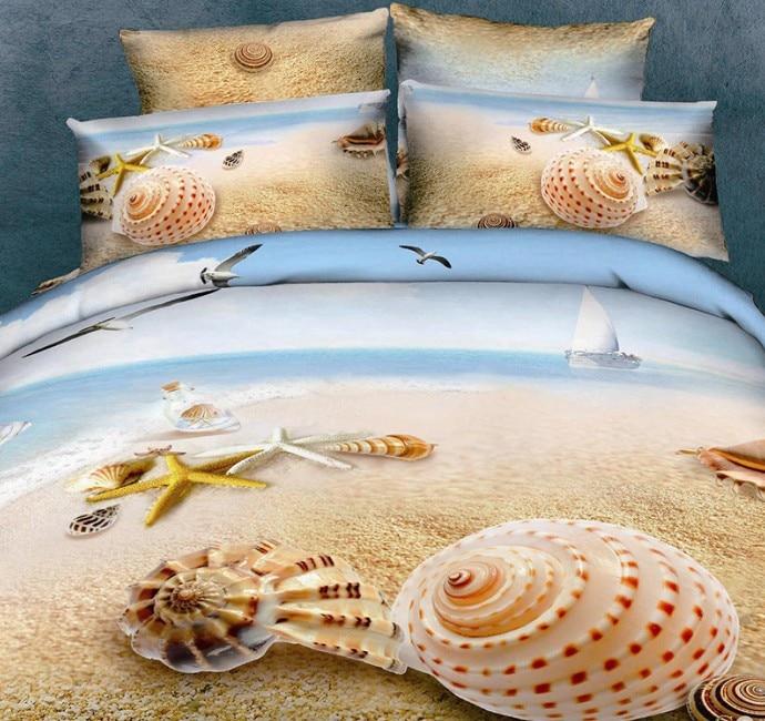 Lenzuola Matrimoniali Mare.Ri0e0358e Stampa Di Cotone Delfino Mare Oceano Lenzuola
