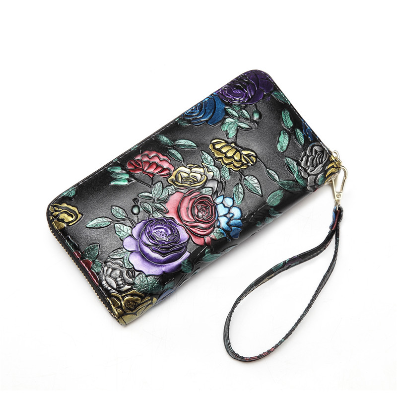 women wallets real leather (3)