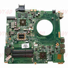 FOR HP 15-p laptop motherboard 766715-001 DAY23AMB6C0 A10 cpu Free Shipping 100% test ok купить недорого в Москве