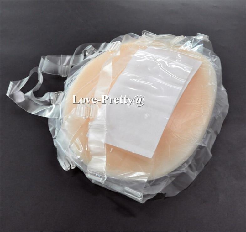 1000g 2 ~ 4 ay 3 ay hamile silikon göbek jöle göbek silikon bebek - Sağlık Hizmeti - Fotoğraf 5