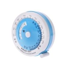 150 см BMI рулетка измеритель массы тела выдвижные ленты диета потеря веса линейка