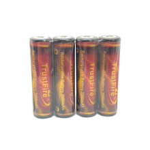 TrustFire Protected 18650 Battery 3.7V 3000mAh By Camera Torch Flashlight 18650 Rechargeable Batteries with PCB trustfire protected 18650 3 7v 3000mah rechargeable li ion batteries pair