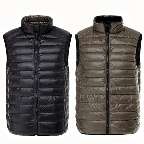 Duck-Down-Vest-Men-Ultra-Light-Double-Sided-Zipper-Puff-Gilet-Casual-Reversible-Vests-Jackets-Sleeveless (1)