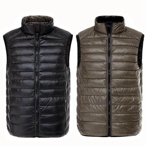 Duck-Down-Vest-Men-Ultra-Light-Double-Sided-Zipper-Puff-Gilet-Casual-Reversible-Vests-Jackets-Sleeveless (1)